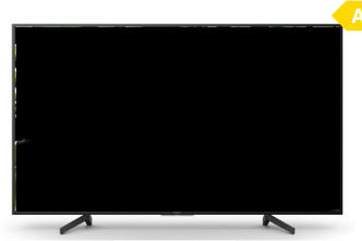 Sony KD65XG7004BAEP 65-Zoll Ultra-HD Fernseher