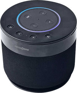 Swisstone DOTBOX1 Bluetooth-Surround-Lautsprecher