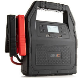 Technaxx TX-121 Jump Starter 30000 mAh im Angebot » Real 23.12.2019 - KW 52