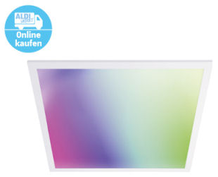 Tint LED-Panel White + Color im Angebot | Aldi 18.11.2019 - KW 47