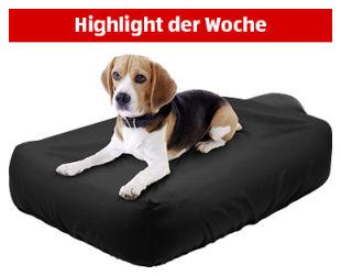 Romeo Mobiles Hundebett aufblasbar als Highlight der Woche bei Aldi Süd 25.6.2020 - KW 26