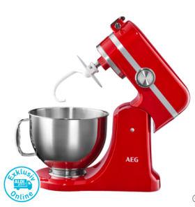 Aldi 16.12.2019: AEG UltraMix KM 54WR Küchenmaschine im Angebot