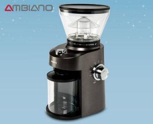 Ambiano Kaffeemühle mit Kegelmahlwerk im Angebot » Hofer 16.12.2019 - KW 51