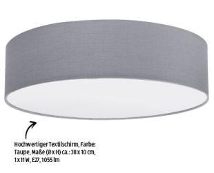 Casalux LED-Deckenleuchte im Angebot » Aldi Süd 27.1.2020 - KW 5