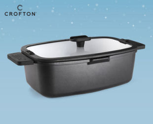 Crofton Aluguss-Bräter im Angebot » Hofer 9.12.2019 - KW 50
