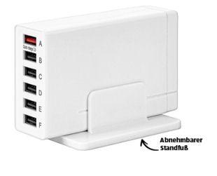 Easy Home USB-Ladestation im Angebot » Aldi Süd 19.12.2019 - KW 51