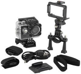 Fontastic 4K WiFi Action Camera im Angebot » Kaufland 12.12.2019 - KW 50