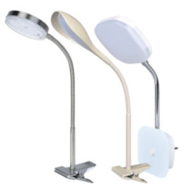 LightZone LED-Stecker-Flex-Klemmarmleuchten