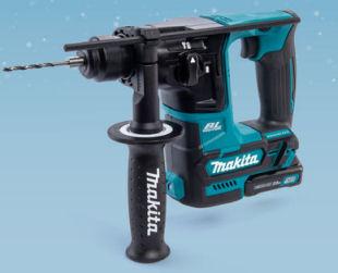 Makita HR166DWAE1 Akku-Bohrhammer im Angebot » Hofer 12.12.2019 - KW 50