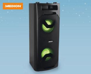 Medion Life P67032 Tragbares Bluetooth-Soundsystem