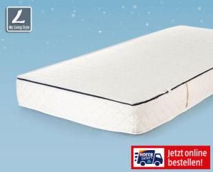 My Living Style Gel Active Taschenfederkern-Matratze im Angebot » Hofer 9.12.2019 - KW 50