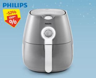 Hofer 5.2.2020: Philips Airfryer Heißluftfritteuse HD9218/25 im Angebot