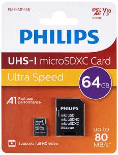 Philips MicroSDXC-Speicherkarte und Snow Purple USB-Stick im Angebot » Kaufland 19.12.2019 - KW 51