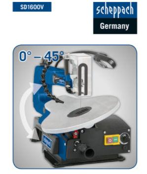 Scheppach SD1600V Dekupiersäge im Angebot » Norma 11.12.2019 - KW 50