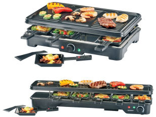 Silvercrest SRG 1200 B2 / SRGL 1200 A1 Raclette Grill im Angebot » Lidl 16.12.2019 - KW 51