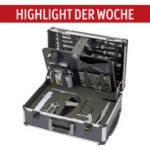 Workzone Werkzeugtrolley 128-teilig im Angebot bei Aldi Süd 9.12.2019 + Hofer 12.12.2019