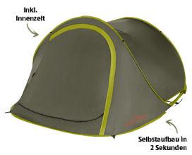 Adventuridge Pop-Up-Zelt
