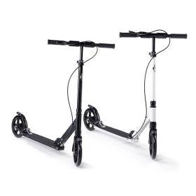 Alu-Scooter mit Federung