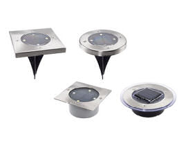 Casalux LED-Solar-Bodenleuchte