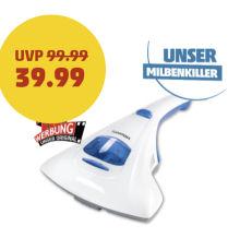 CleanMaxx Milbensauger 7856