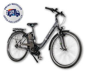 E-Bike mit Mittelmotor im Angebot bei Hofer 18.5.2020 - KW 21