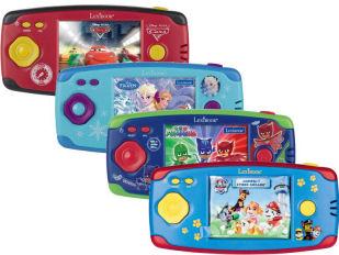 Lexibook LCD-Spielekonsole im Angebot bei Lidl 7.5.2020 - KW 19