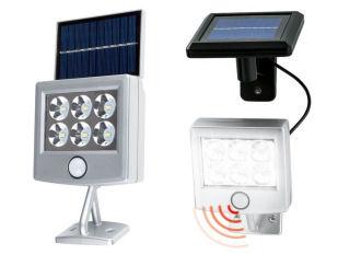 Livarno Lux LED Solar Strahler