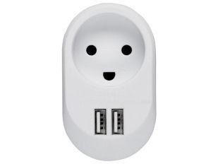 Silvercrest USB-Steckdosenadapter im Angebot » Lidl 20.5.2020 - KW 21