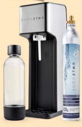 Sodastar Trinkwassersprudler