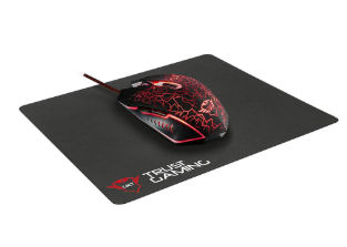 Trust GXT 783 Gaming-Maus mit Pad