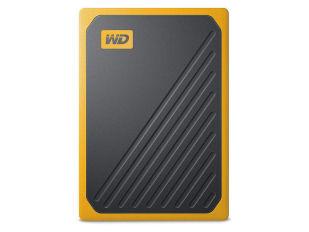Western Digital My Passport Go 1TB SSD-Festplatte