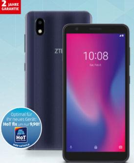 ZTE Blade A3 2020 Smartphone im Angebot bei Hofer 30.4.2020 - KW 18