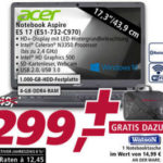 Acer Aspire ES 17 ES1-732-C970 Notebook im Angebot » Real 13.1.2020 - KW 3
