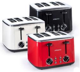 Ambiano Retro-Toaster elektronisch