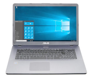 Real 27.1.2020: Asus F705UA-BX831T Notebook im Angebot