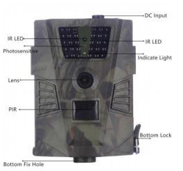 Denver WCT-5001 Wild-Überwachungskamera im Angebot » Norma 13.1.2020 - KW 3