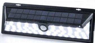 i-Glow Solar Premium Wandleuchte