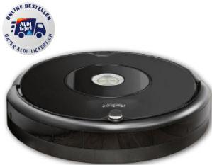 iRobot Roomba 606 Saugroboter im Angebot » Aldi Schweiz 20.1.2020 - KW 4