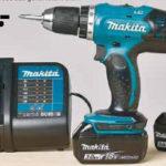 Netto 30.1.2020: Makita DDF453SFE Akku-Bohrschrauber im Angebot