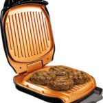 MediaShop Livington Low Fat Grill Kontaktgrill im Angebot Netto 19.3.2020 - KW 12