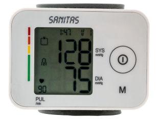 Sanitas Handgelenk-Blutdruckmessgerät im Angebot »  Lidl 23.1.2020 - KW 4