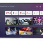 Real 30.3.2020: Sharp 50BL2EA 50-Zoll Ultra-HD Fernseher im Angebot