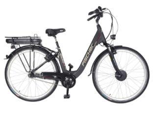 Fischer ECU 1800-S1 Alu-Elektro-Citybike