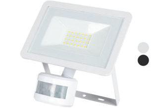 Bild von Livarno Lux LED-Strahler mit Bewegungsmelder im Angebot bei Lidl 14.1.2021 – KW 2