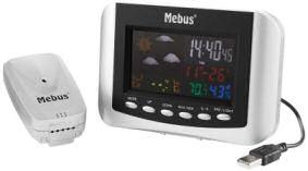Mebus Funk-Wetterstation 10957 im Angebot bei Kaufland 30.4.2020 - KW 18