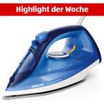 Philips Dampfbügeleisen als Highlight der Woche bei Aldi Süd 10.9.2020 - KW 37