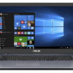 Asus F705UA-BX832T Notebook im Real Angebot ab 10.2.2020 - KW 7