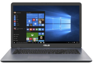 Asus F705UA-BX832T Notebook
