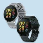 Denver Bluetooth Smartwatch mit Herzfrequenzsensor SW-170 im Angebot bei Netto 17.2.2020 - KW 8