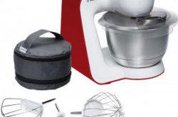 Bosch MUM54R00 Deep Red Küchenmaschine